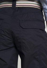 Esprit - F PLAY BERMUDA - Shorts - navy - 3