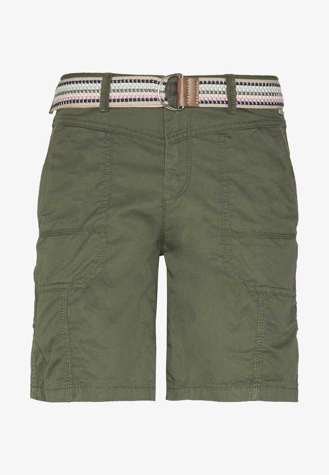 PLAY - Shorts - khaki green