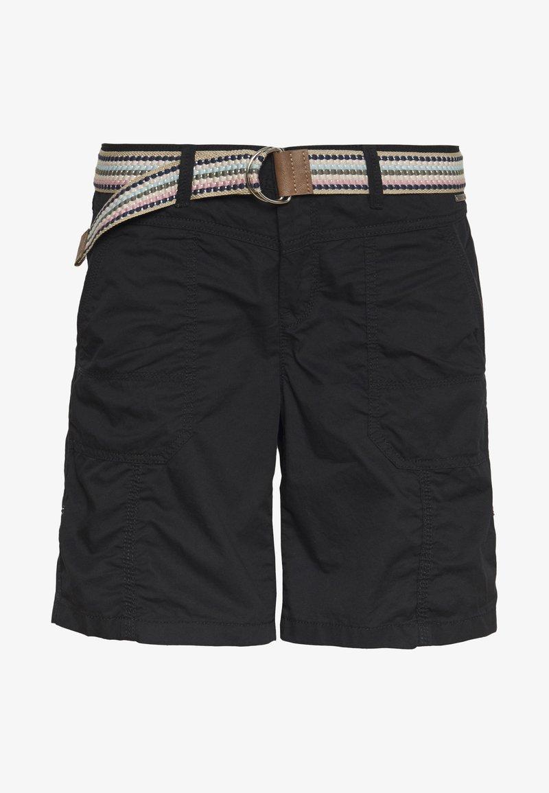 Esprit - PLAY - Shorts - black