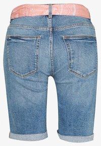 Esprit - Jeansshort - blue medium wash - 1