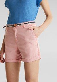 Esprit - Shorts - dark old pink - 5