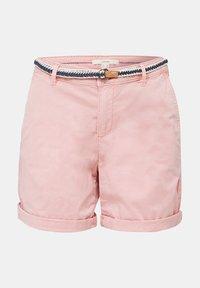 Esprit - Shorts - dark old pink - 8