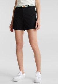 Esprit - Shorts - black - 0