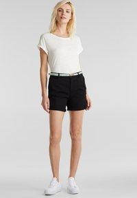 Esprit - Shorts - black - 3