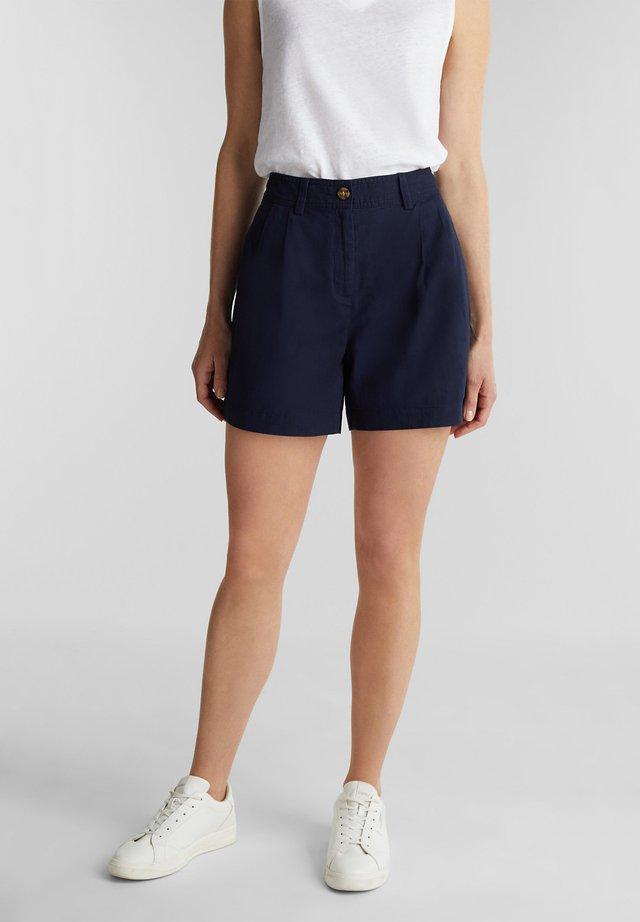 A-SHAPE - Shorts - navy