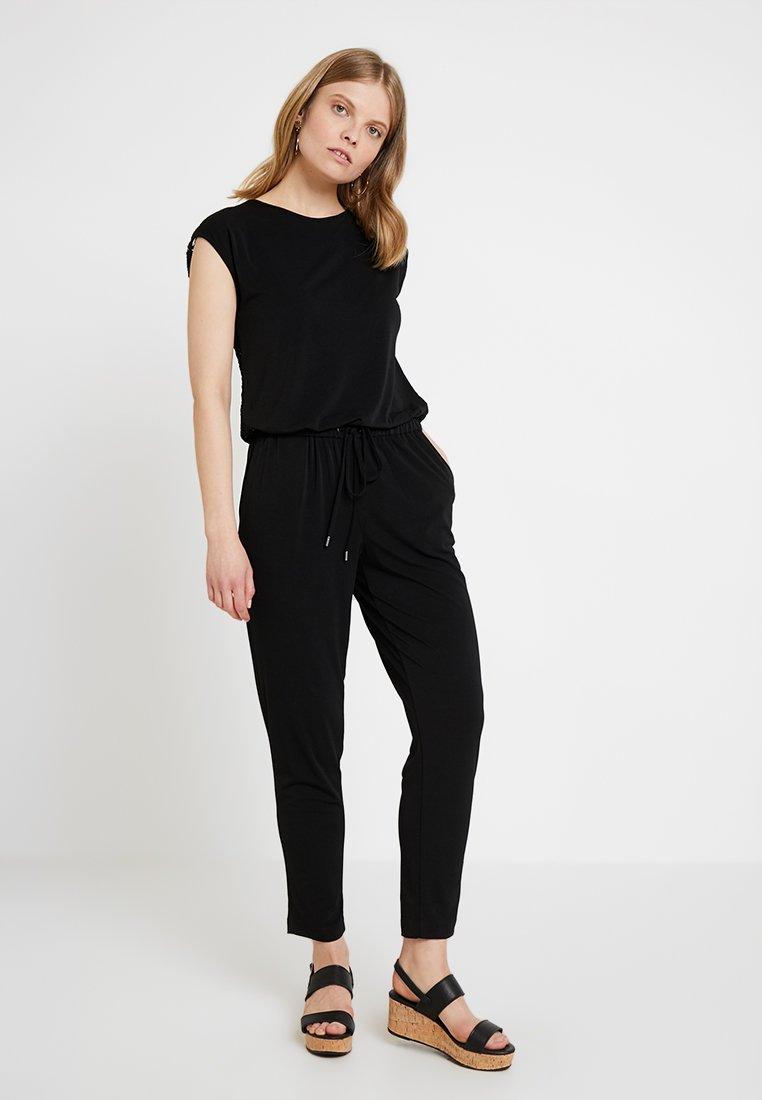 Esprit - OVERALL - Overall / Jumpsuit /Buksedragter - black