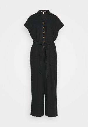 SPRING - Overall / Jumpsuit /Buksedragter - black