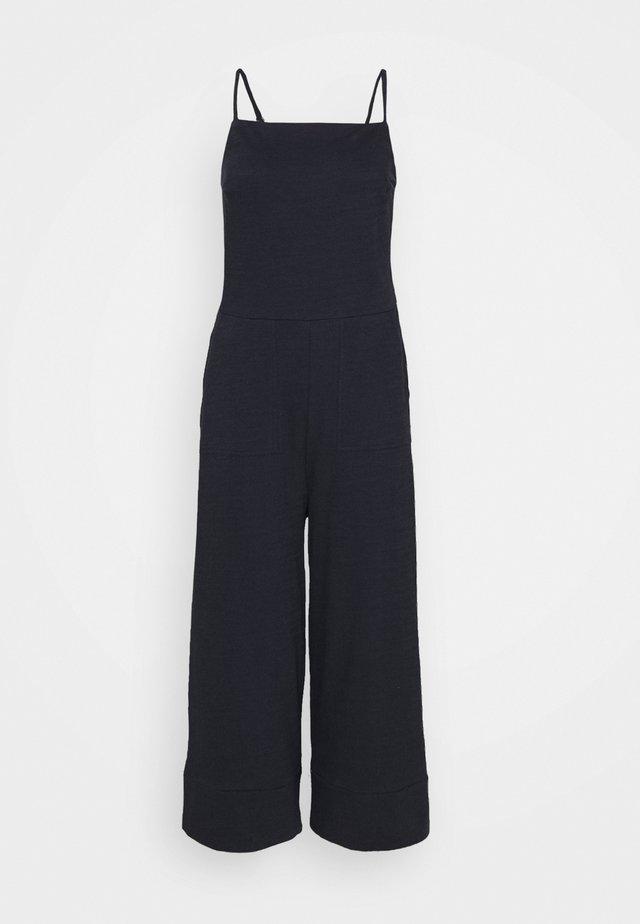 SOLID - Overall / Jumpsuit - navy