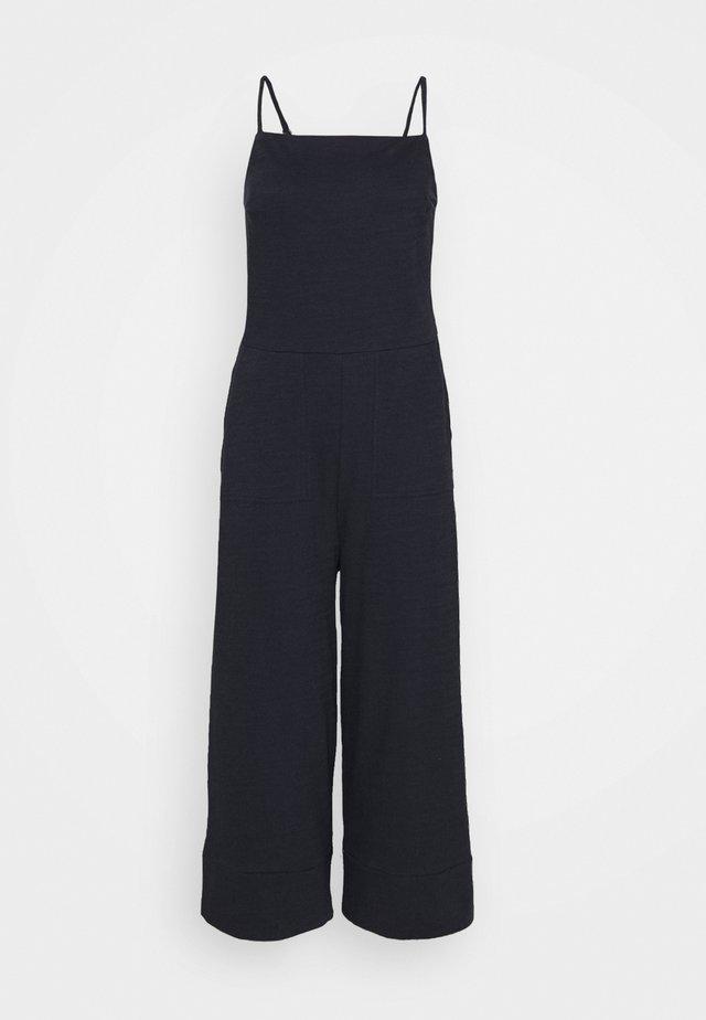 SOLID - Jumpsuit - navy