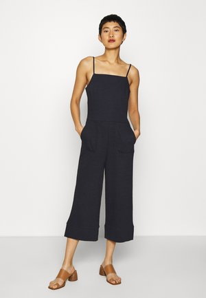SOLID - Jumpsuit - navy
