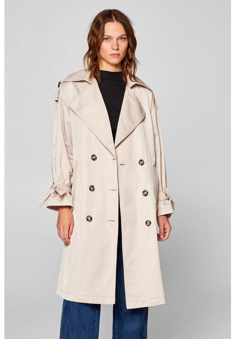 Esprit - Trenchcoat - light beige