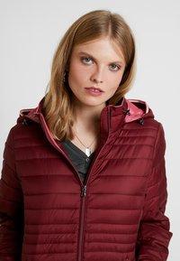 Esprit - Light jacket - dark red - 3