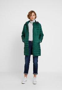Esprit - Zimní kabát - bottle green - 1