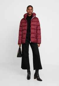 Esprit - THINSULATE - Winter jacket - bordeaux red - 1