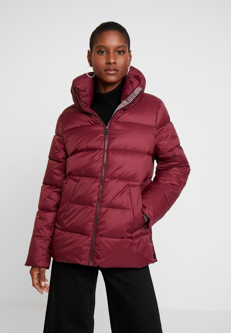 Esprit - THINSULATE - Winter jacket - bordeaux red
