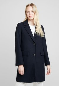 Esprit - NEW BASIC - Zimní kabát - navy - 0