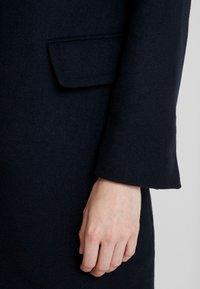 Esprit - NEW BASIC - Zimní kabát - navy - 6