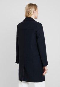 Esprit - NEW BASIC - Zimní kabát - navy - 3