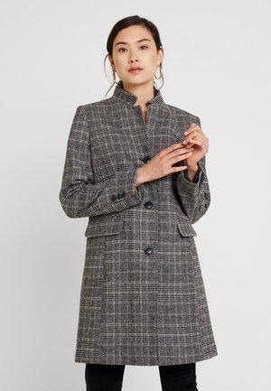 COAT - Classic coat - anthracite