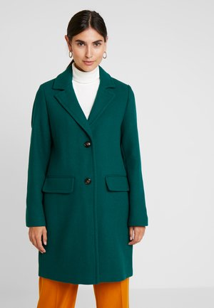 NEW BASIC - Cappotto classico - bottle green