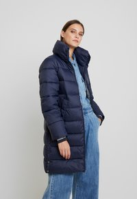 Esprit - 3M THINSULATE - Cappotto invernale - navy - 0
