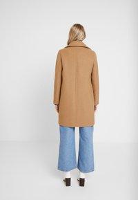 Esprit - WOOL COAT - Zimní kabát - camel - 2
