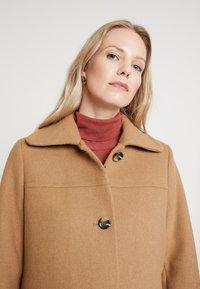 Esprit - WOOL COAT - Zimní kabát - camel - 3