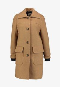 Esprit - WOOL COAT - Zimní kabát - camel - 4