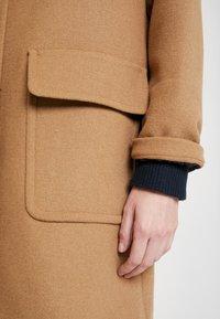 Esprit - WOOL COAT - Zimní kabát - camel - 5