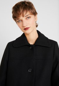 Esprit - WOOL COAT - Mantel - black