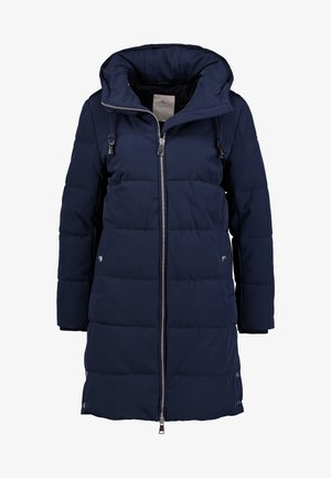 PADDED COAT - Winterjas - navy