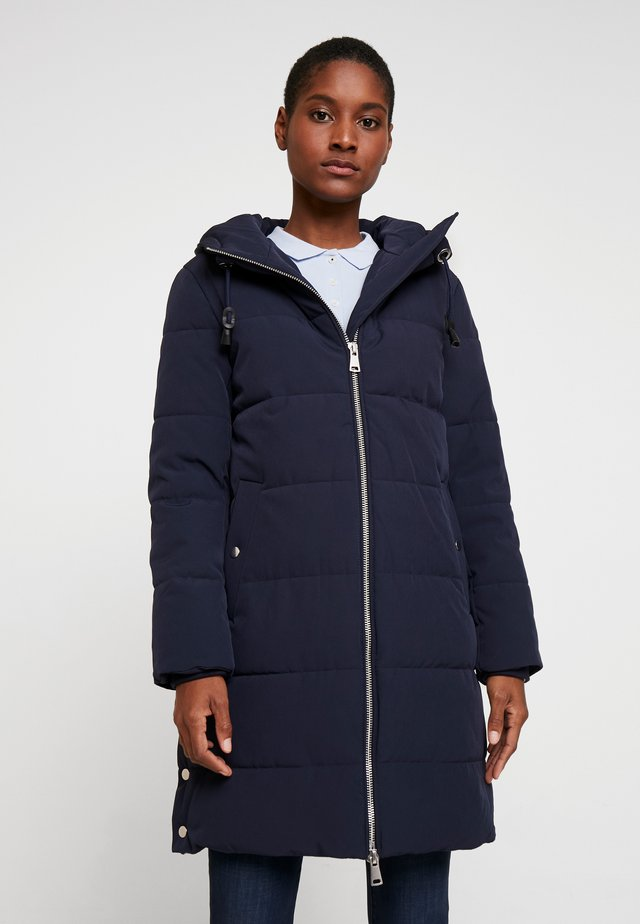 PADDED COAT - Winter coat - navy