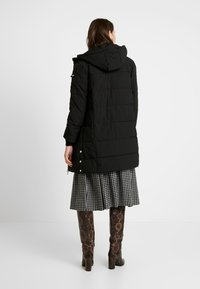 Esprit - PADDED COAT - Winter coat - black - 1