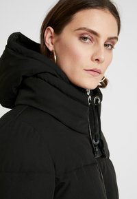 Esprit - PADDED COAT - Winter coat - black - 3