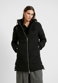 Esprit - PADDED COAT - Winter coat - black - 2