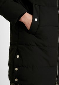 Esprit - PADDED COAT - Winter coat - black - 5