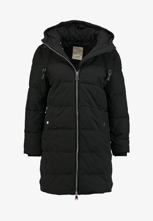PADDED COAT - Zimní kabát - black