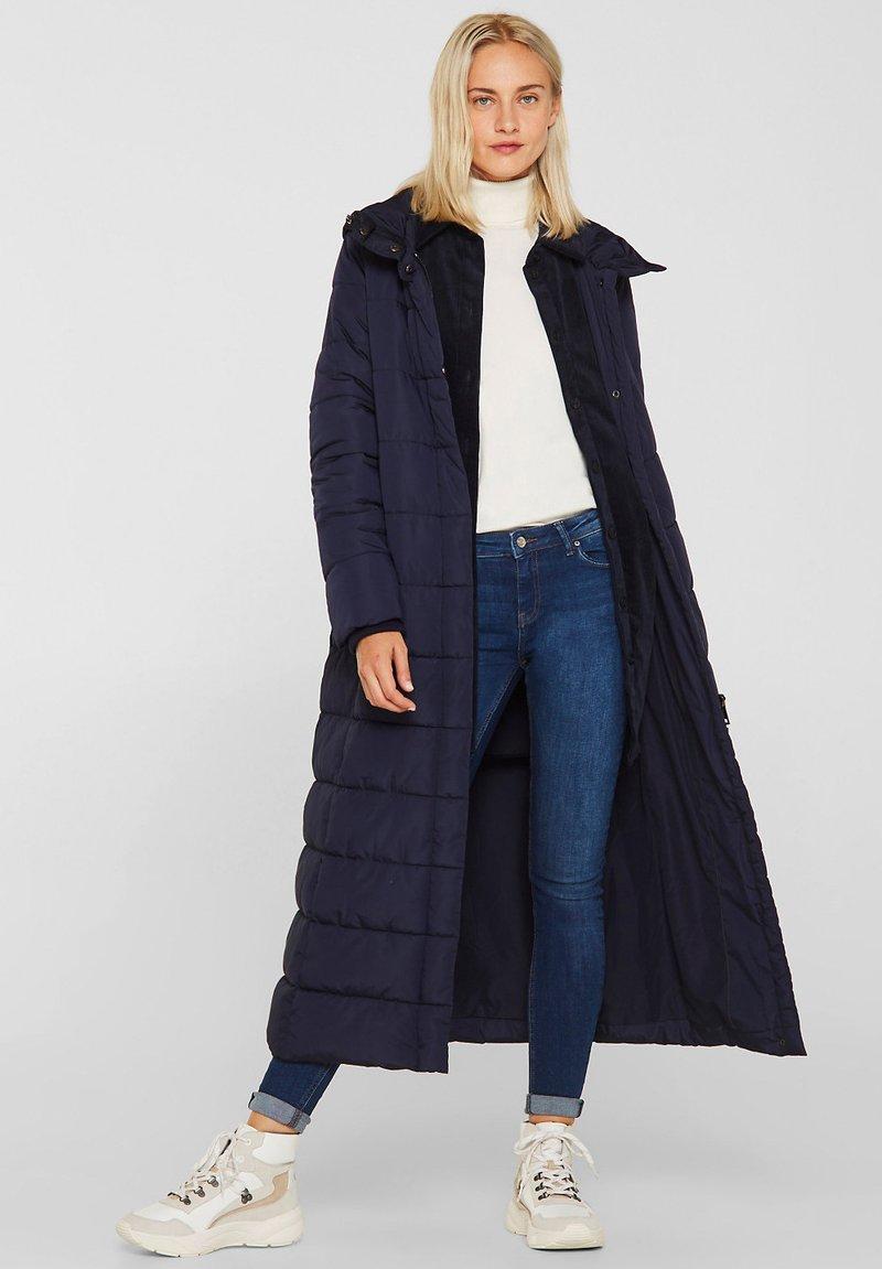 Esprit - Winter coat - dark blue
