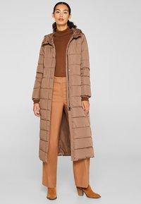 Esprit - Winterjas - brown - 1