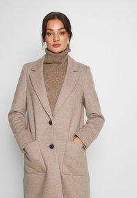Esprit - COAT - Classic coat - beige - 3