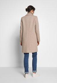 Esprit - COAT - Zimní kabát - beige - 2