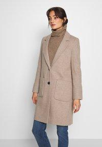 Esprit - COAT - Zimní kabát - beige - 0