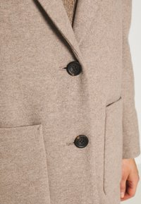 Esprit - COAT - Classic coat - beige - 5