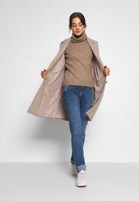 Esprit - COAT - Classic coat - beige - 1