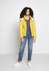 Esprit - Light jacket - yellow - 1