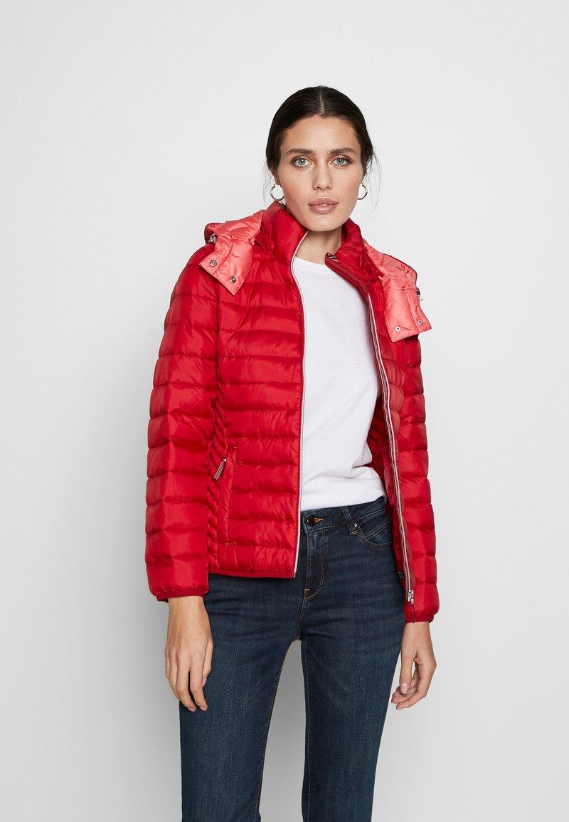 Esprit - Veste mi-saison - dark red