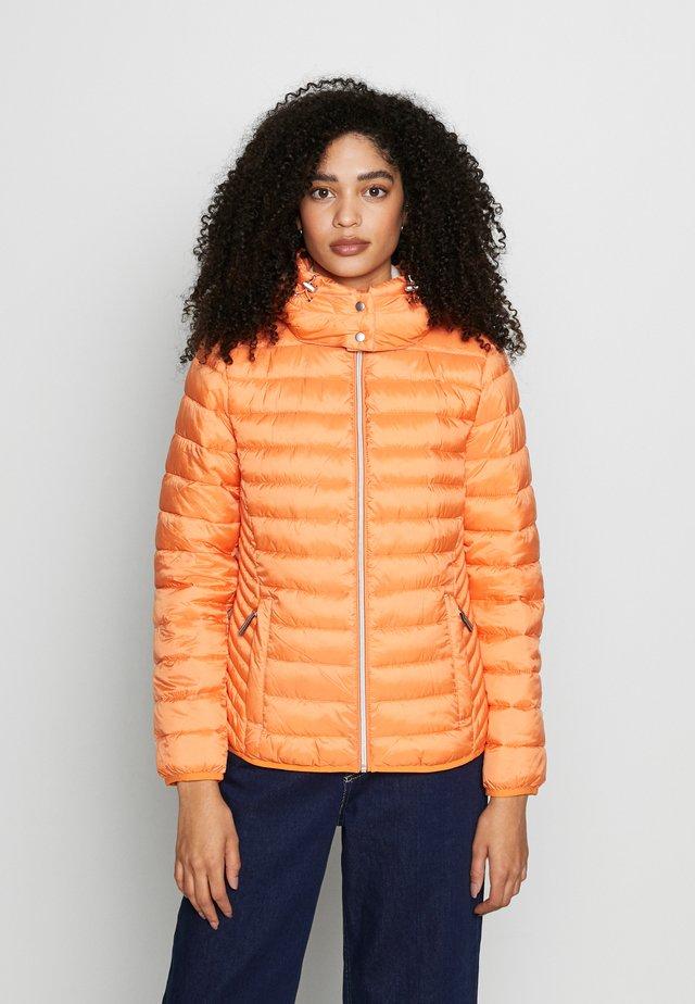 Allvädersjacka - rust orange