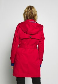 Esprit - CLASSIC - Trenchcoat - dark red - 2