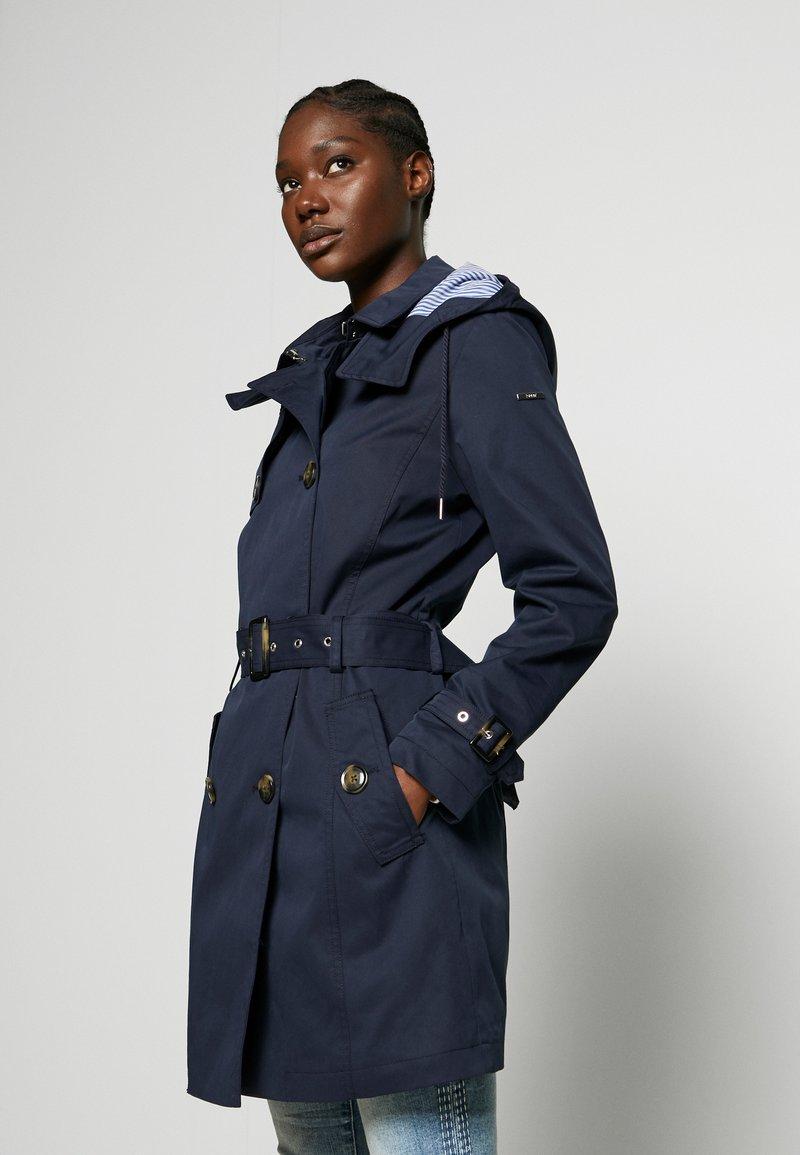 Esprit - CLASSIC - Trenchcoat - navy
