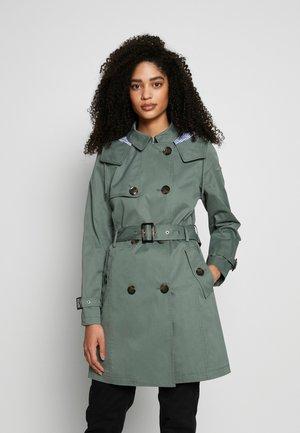 CLASSIC - Trenchcoat - khaki green